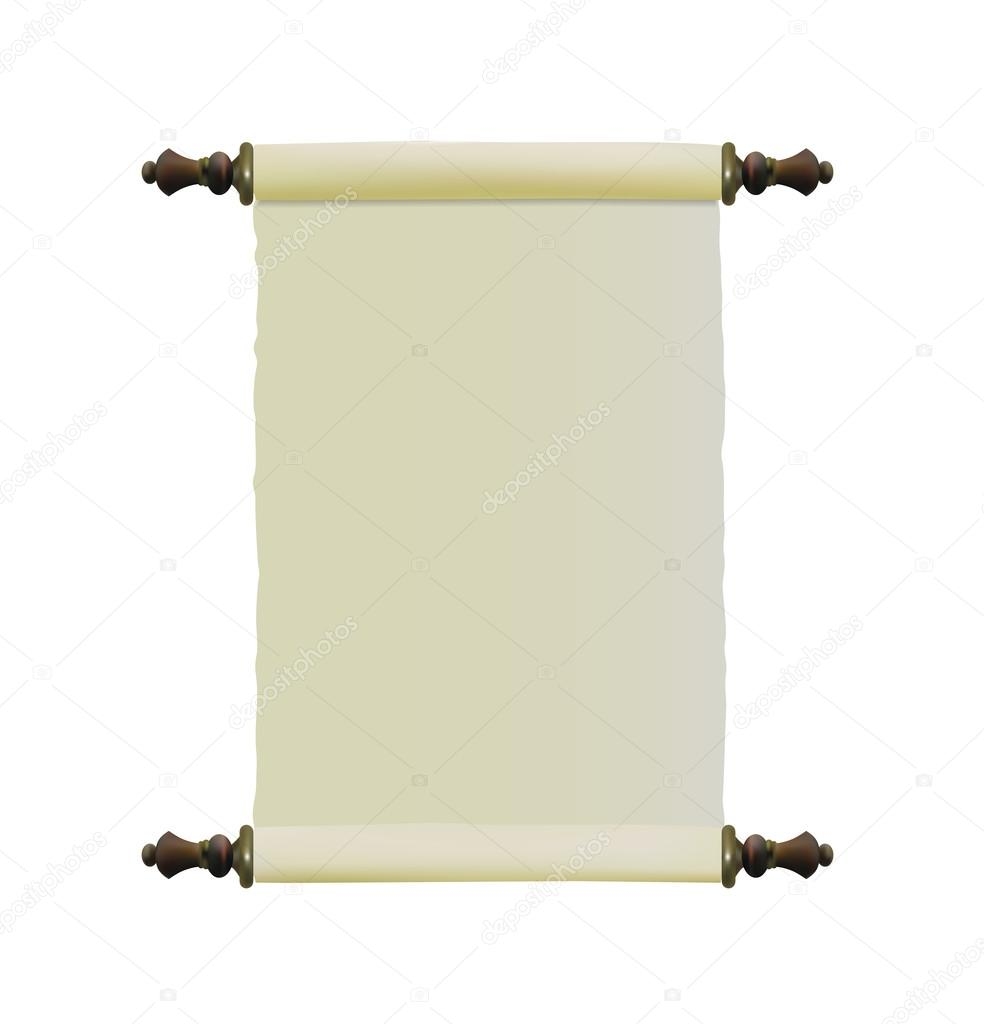 chinese scroll template stock vector kir 63954269