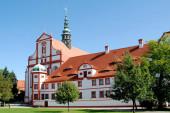 Cistercian nun monastery Saint Marienstern in Panschwitz-Kuckau in the Upper Lusatia - Germany.