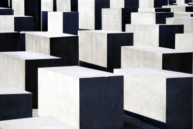 Memorial to the Murdered Jews in Berlin - Germany