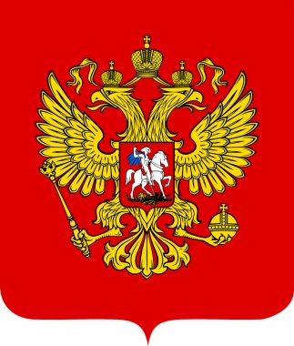 Coat of arms of  Russland