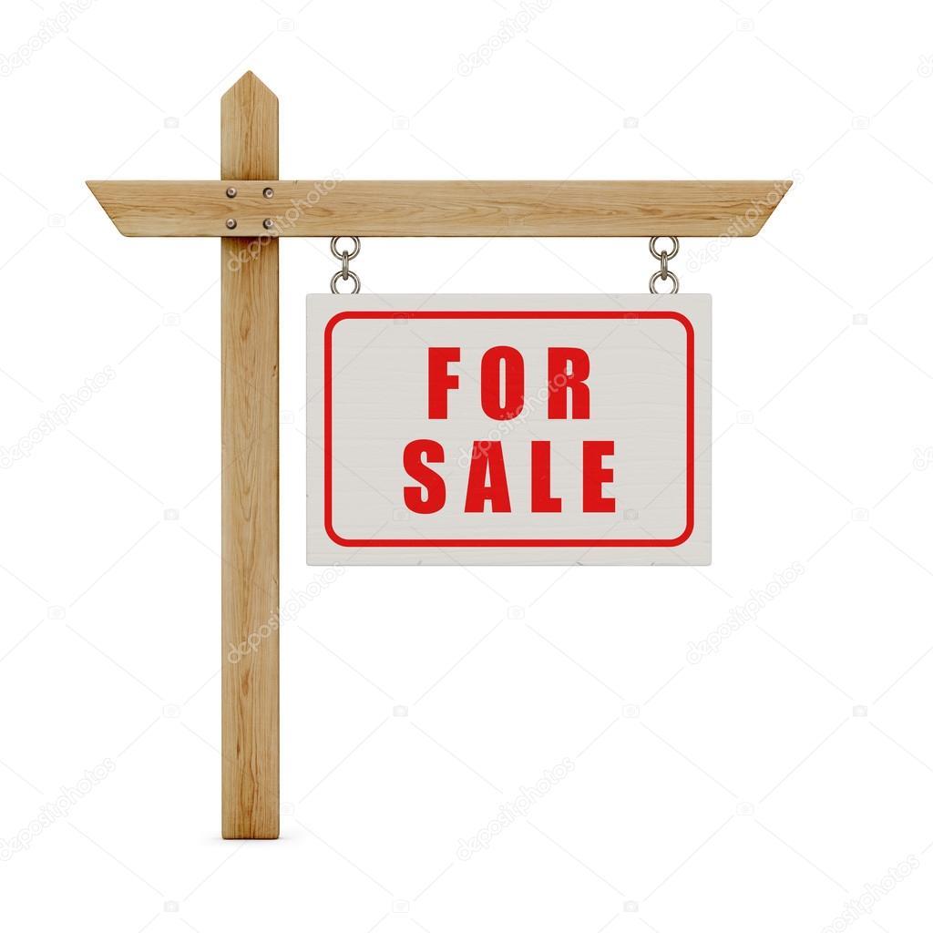 Incroyable Pancarte à vendre — Photographie adempercem © #120467242 CU-97