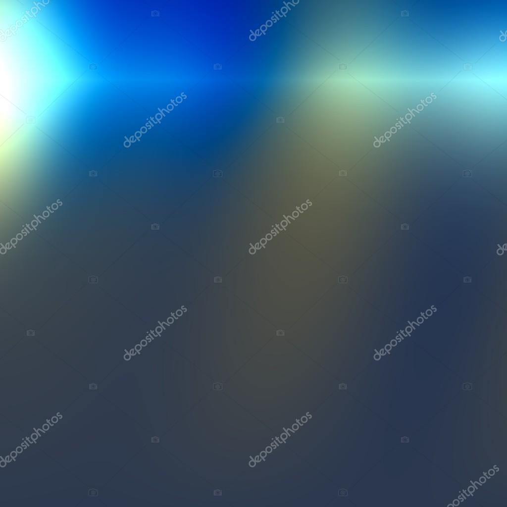 Brushed Metal Background With A Metallic Blue Glare ...