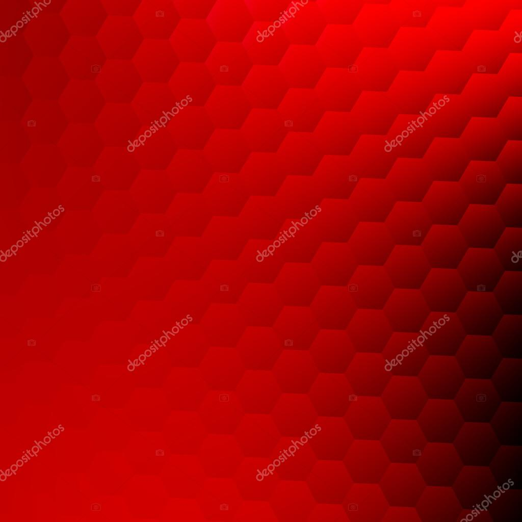 Abstract Red Background Website Wallpaper Design Modern Simple Business Card Texture Geometric Pattern Of Hexagons Minimalistic Illustration Concept Hexagonal Copy Space Desktop Computer Stock Photo C Shotty 62257925