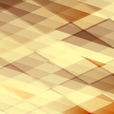 Brown Paper Texture. Abstract Geometric Background Pattern. Polygon Illustration. Empty Graphic Design. Blank Copy Space. Simple Faint Lines. Digital Shapes Image. Faded Geometry Composition. Overlay.