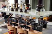 Fotografie Neue Hochspannungs-Transformator