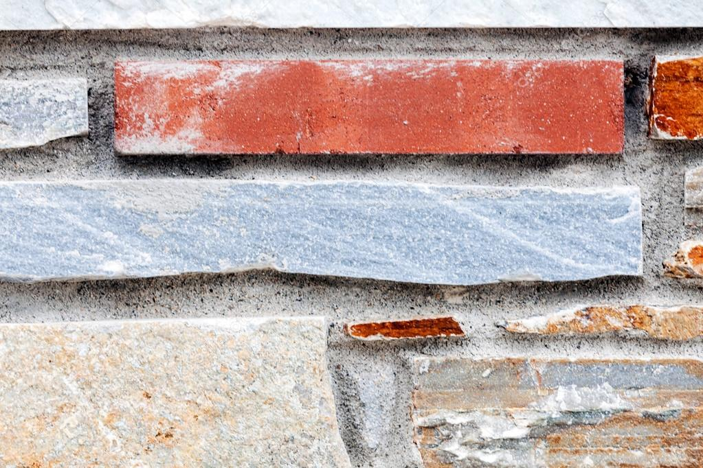 Mediterrane Steinwand — Stockfoto © VladimirNenezic #75896527