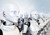 armáda robotů