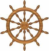 Volant loď plavby