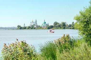 Spaso-Yakovlevsky Monastery in Rostov