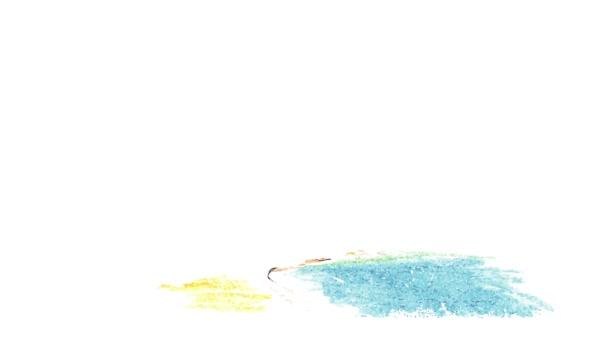 kreslení beach