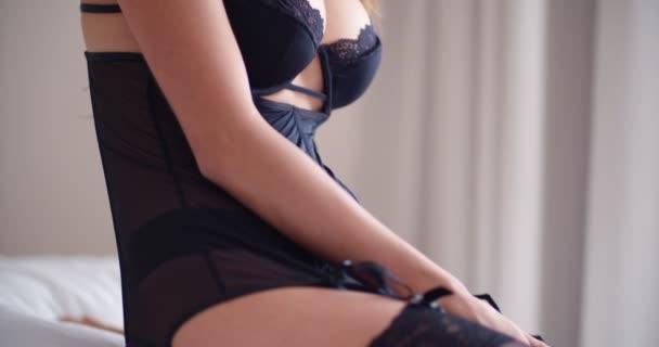 lingerie See video thru