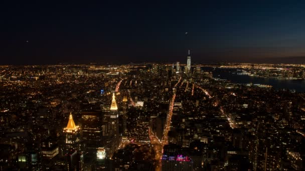 Timelapse od Empire State Building