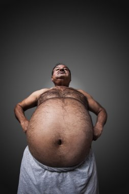 Strong Fat Man