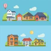 Fotografie obytné domy