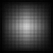 černé a bílé geometrický vzor bezešvé, abstraktní pozadí
