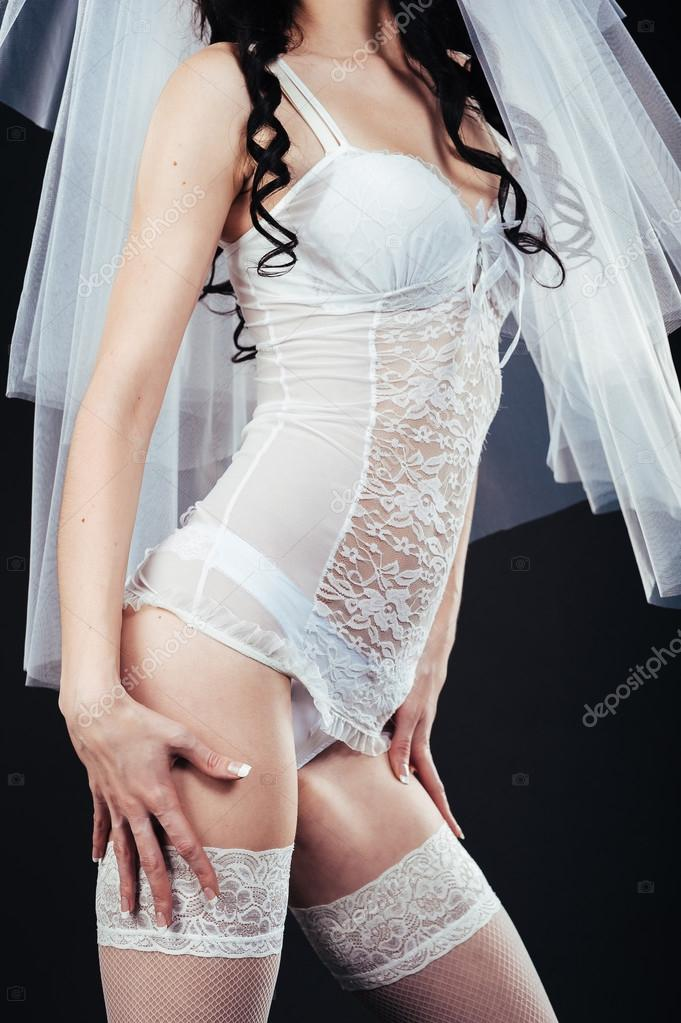 Sexy nude bridal lingerie opinion you