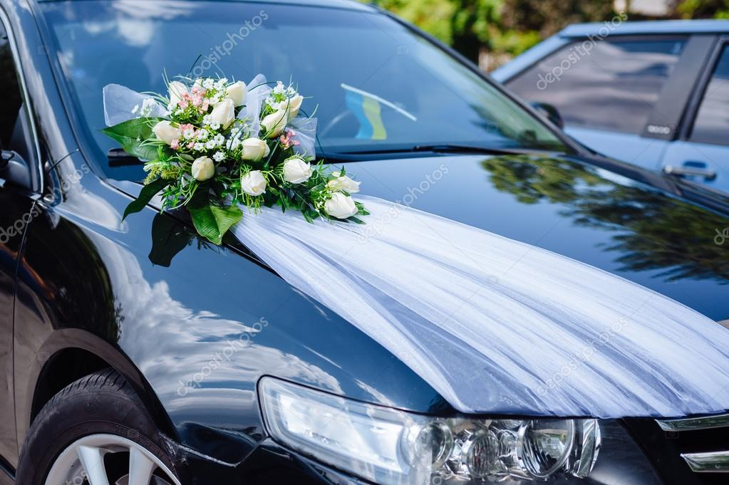 Auto Dekor Blumen Hochzeitsstrauß Auto Dekoration Blumen Hochzeit