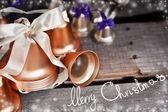 Veselé Vánoce svátek zvony