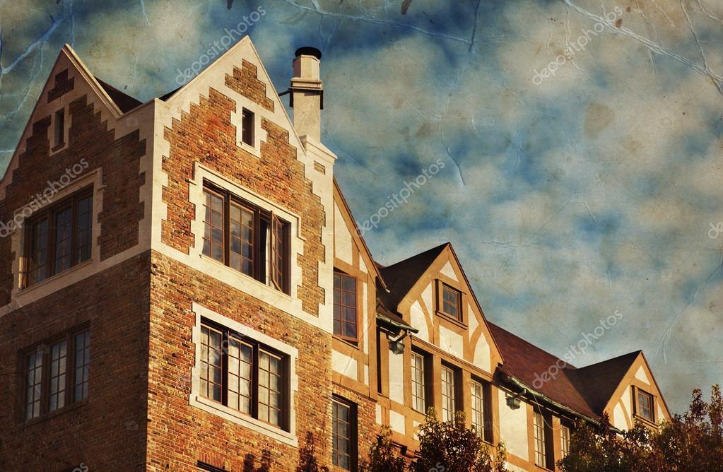 Maison De Brique Rouge Photographie Artnature C 60789881