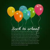 Zpátky do školy ilustrace