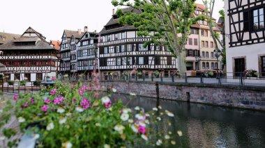 Beautiful Strasbourg in summer time