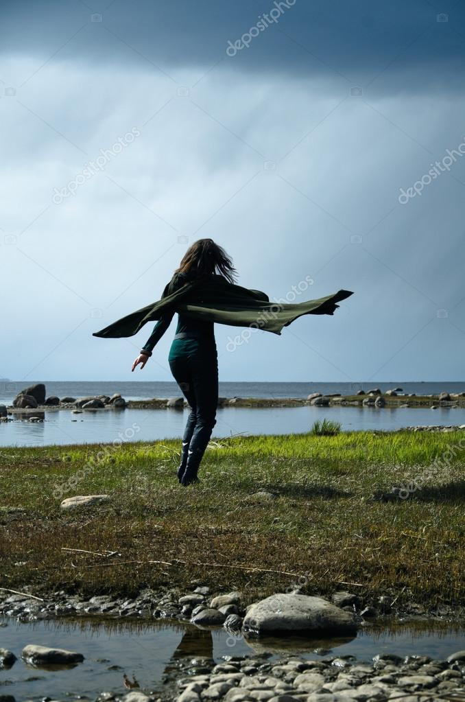 dance on shore