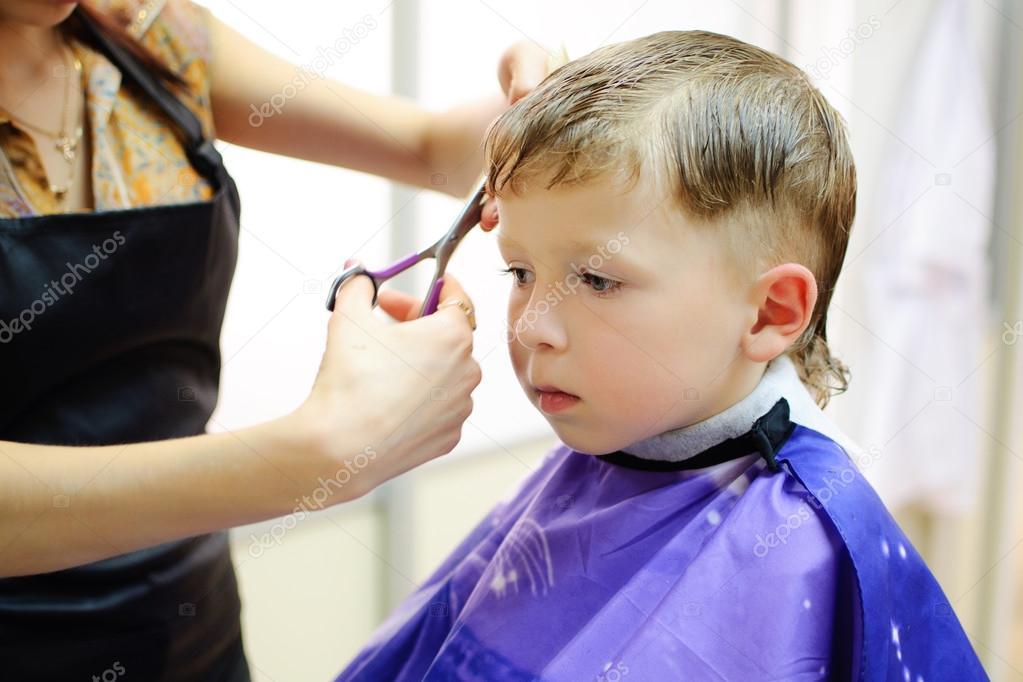 Getting A Haircut 42