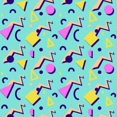seamless geometric vintage pattern