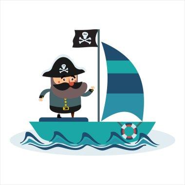 best flat pirate ship