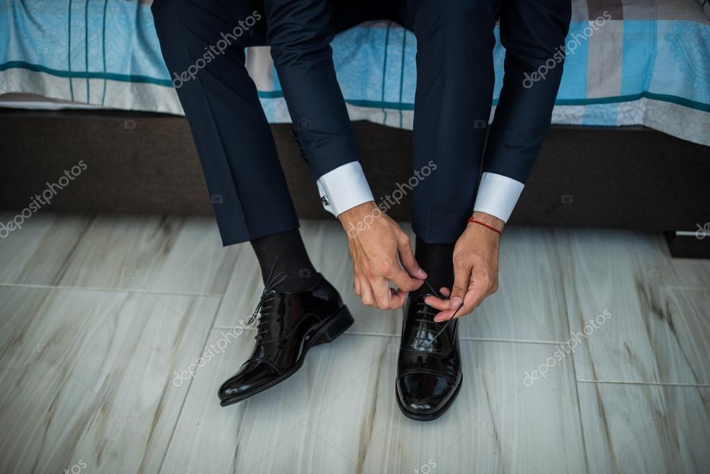 Zapatos De Hombre Atar Cordones Los PwZ5ZHWqt