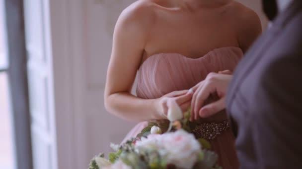 nevěsta a ženich.