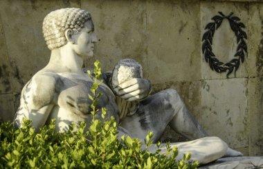 Leonidas monument ,Greece