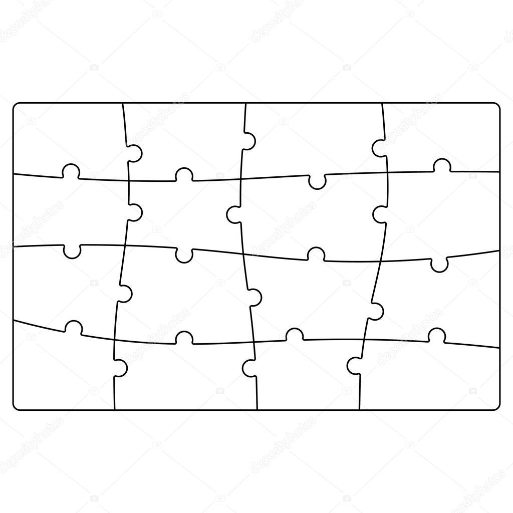 Ungewöhnlich Puzzle Vorlage Ideen - Druckbare Malvorlagen - amaichi.info
