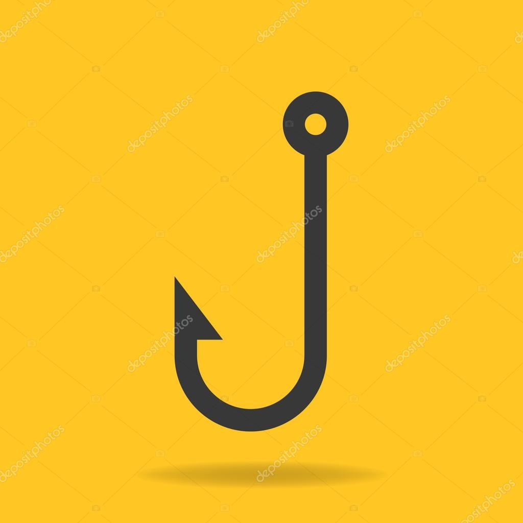 Icon of Fishing Hook