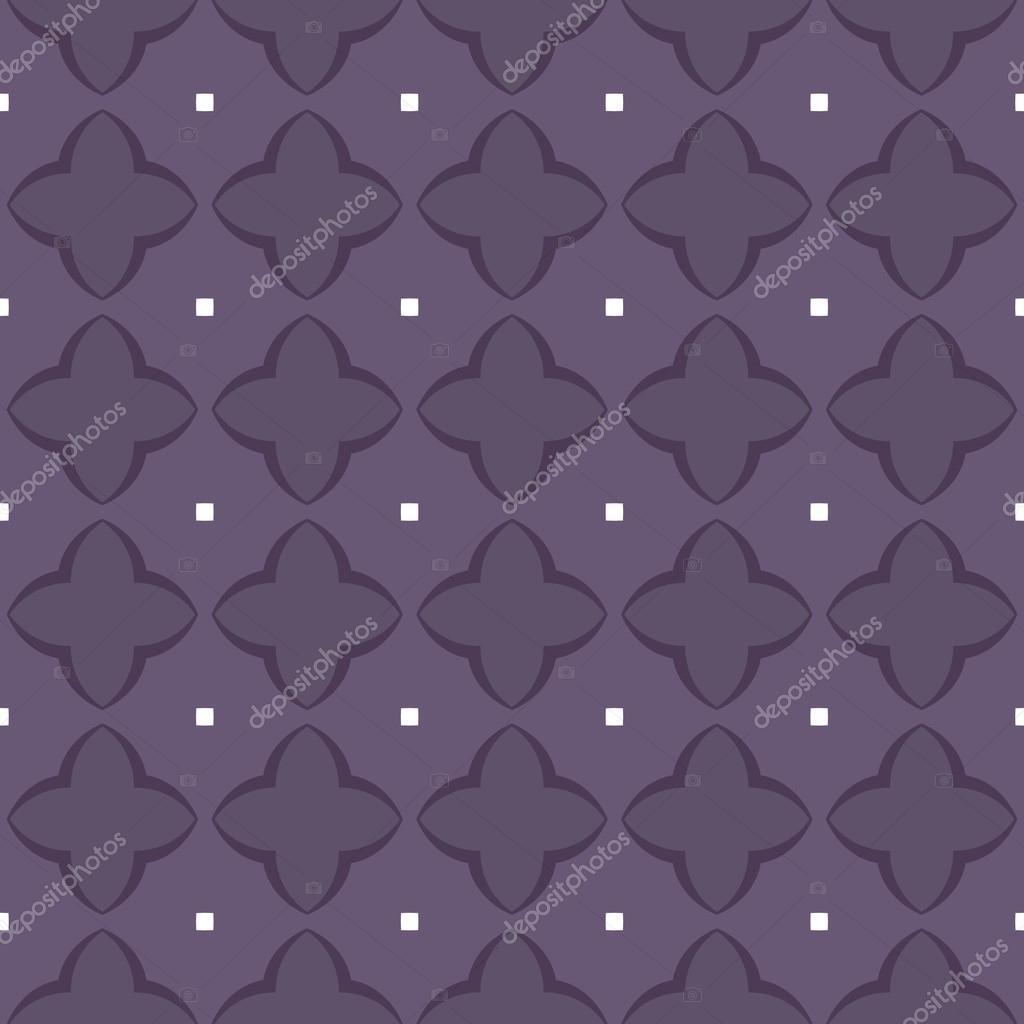 Retro Purple Wallpaper Background Texture Stock Photo