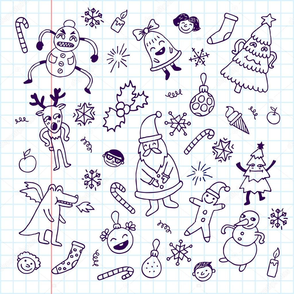 Happy New Year Doodle 52