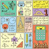 Math-Science-Banner setzen
