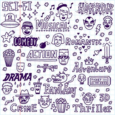 Movie Genres. TV Shows