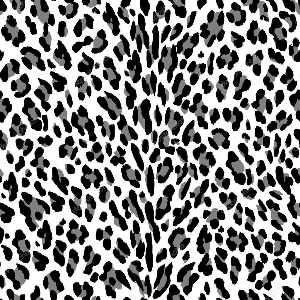 fond noir gris et blanc leopard image vectorielle in dies magis 66420339. Black Bedroom Furniture Sets. Home Design Ideas
