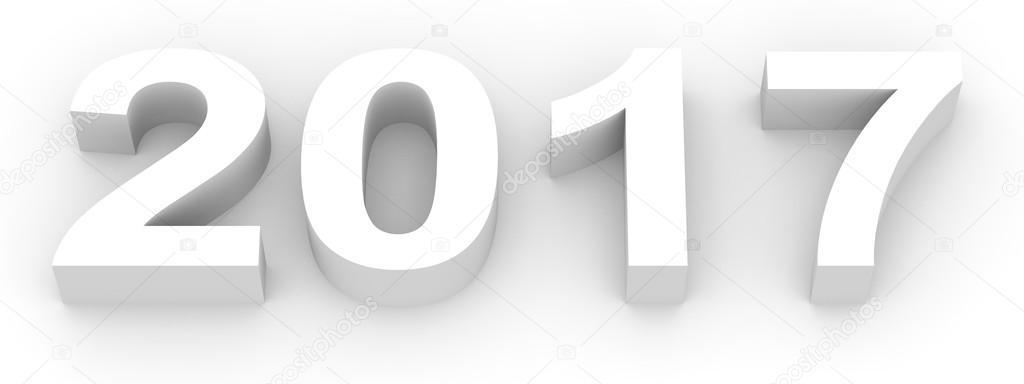 2017 New Year.
