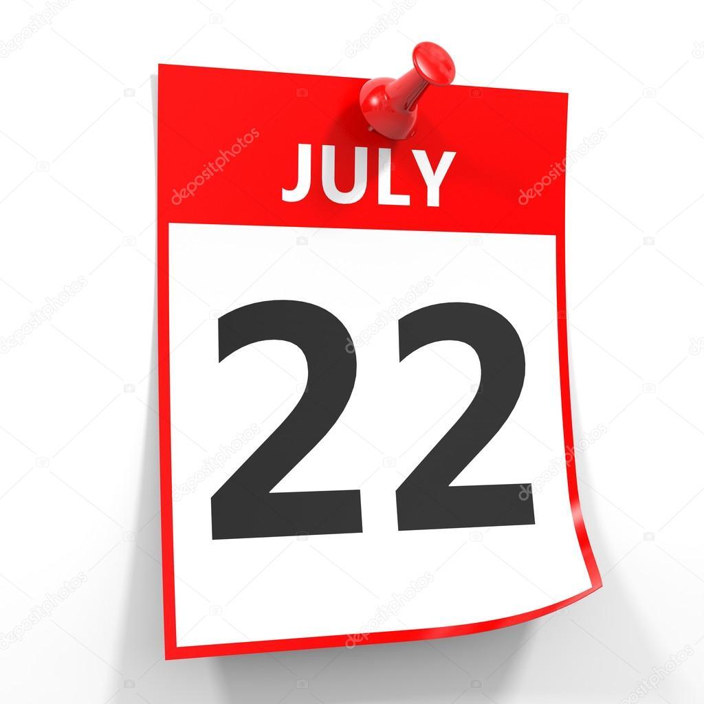 22 july - photo #27