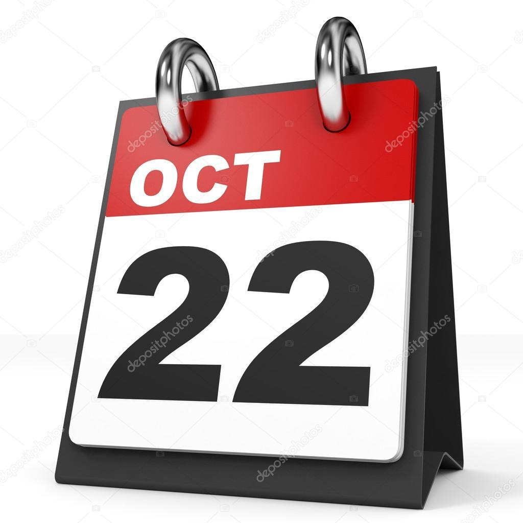 october 22