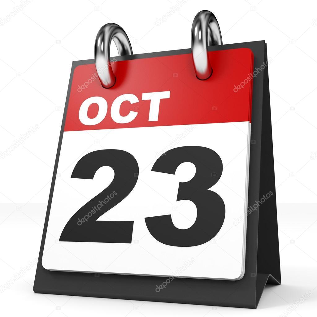 Resultado de imagen para 23 de octubre
