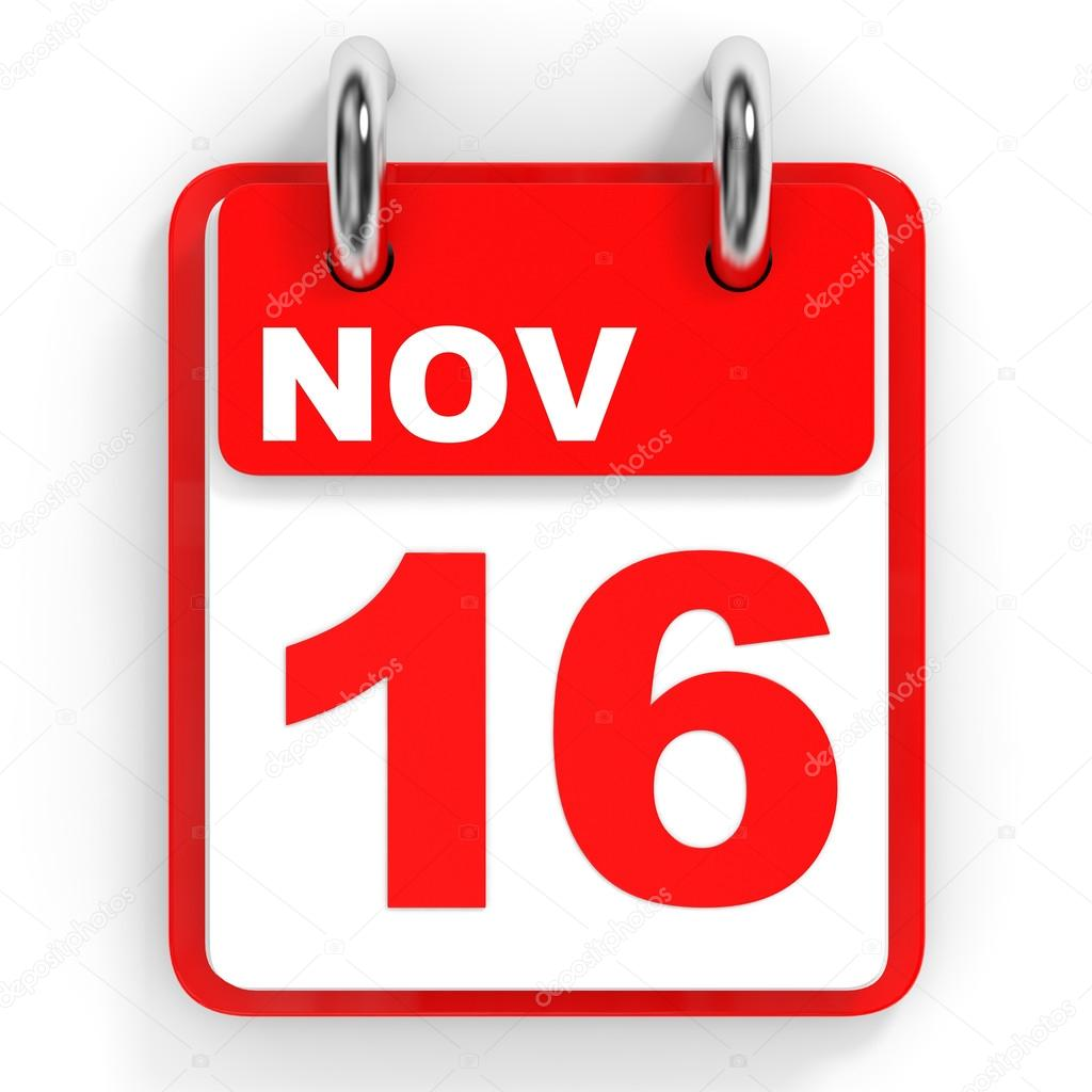 Resultado de imagen de 16 noviembre calendario