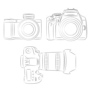 Drawing Cameras