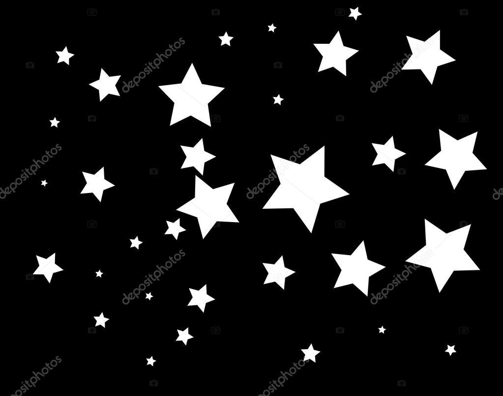 星イラスト背景 — ストック写真 © teresinagoia #89735278