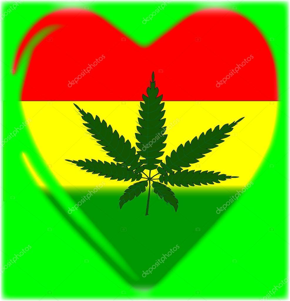 Rastafarian 2: Image Vectorielle BigAlBaloo © #53042165