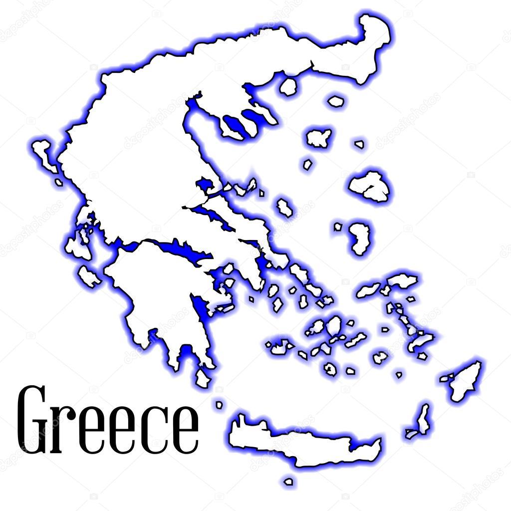 Grecia Vettoriali Stock Bigalbaloo 55732569