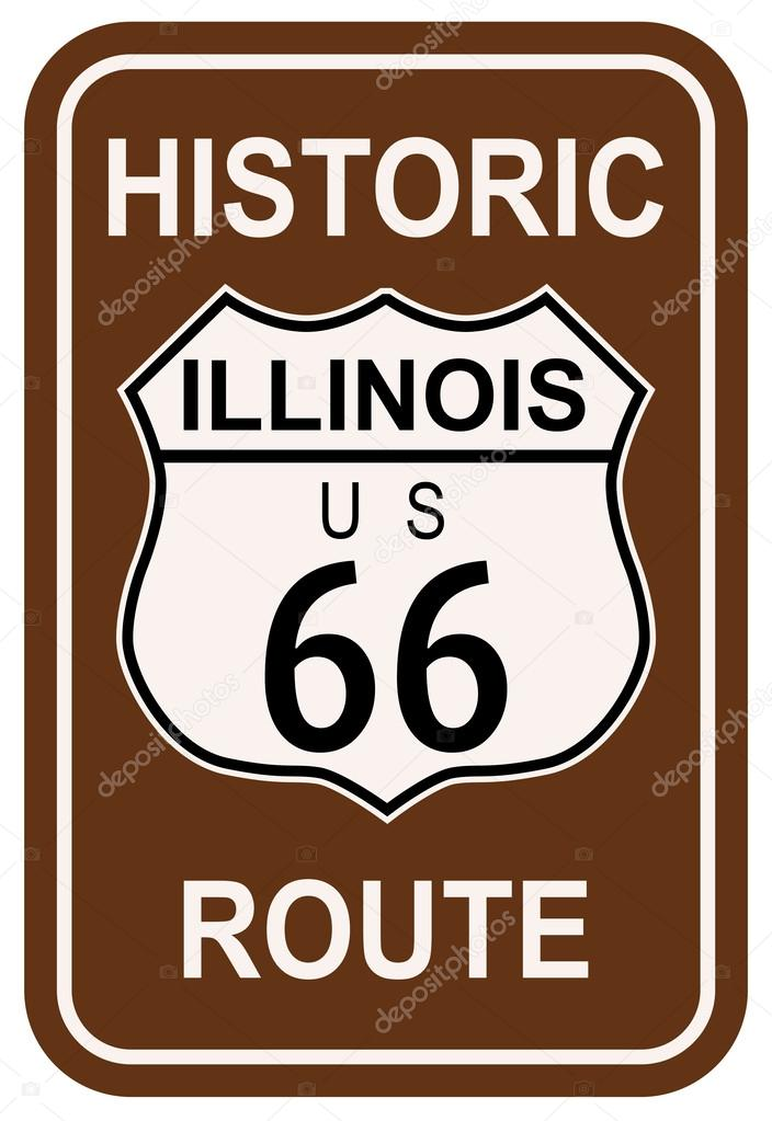 Illinois Historic Route 66