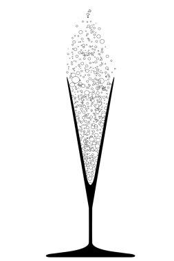 V Shaped Glass